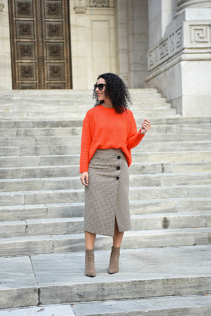 orange for fall via A Styled Love Affair