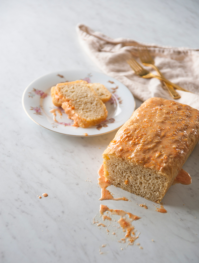 orange bread recipe via The Kitchy Kitchen on LaurenConrad.com