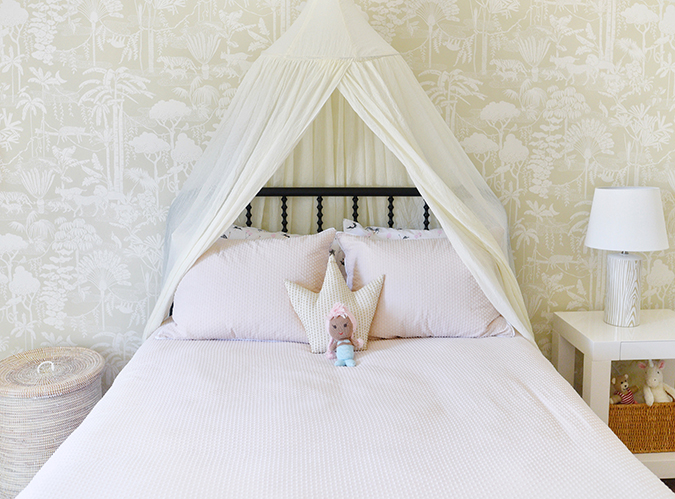 how to help your little one transition to a big kid bed