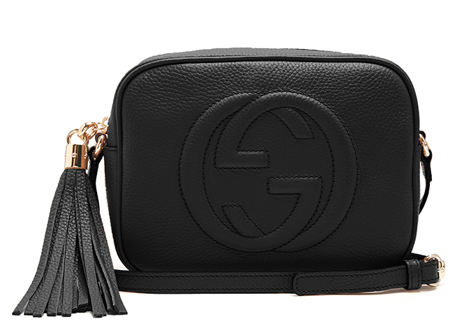 Gucci Soho Leather Cross Body Bag