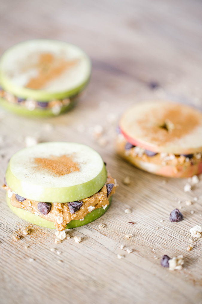 kid-friendly snacks via LaurenConrad.com