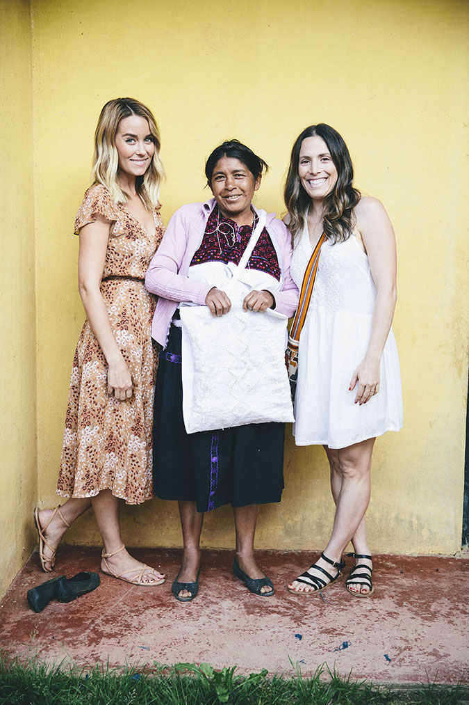 The Little Market's 4th Anniversary on LaurenConrad.com