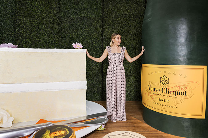 55932c4eb90 ID Me  What I Wore to the 2017 Veuve Clicquot Polo Match - Lauren Conrad