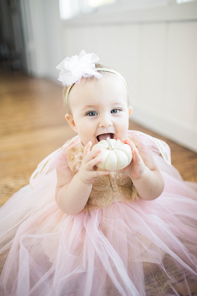 Babys First Halloween Costume Girl.Trick Or Treat How To Celebrate Baby S First Halloween Lauren Conrad