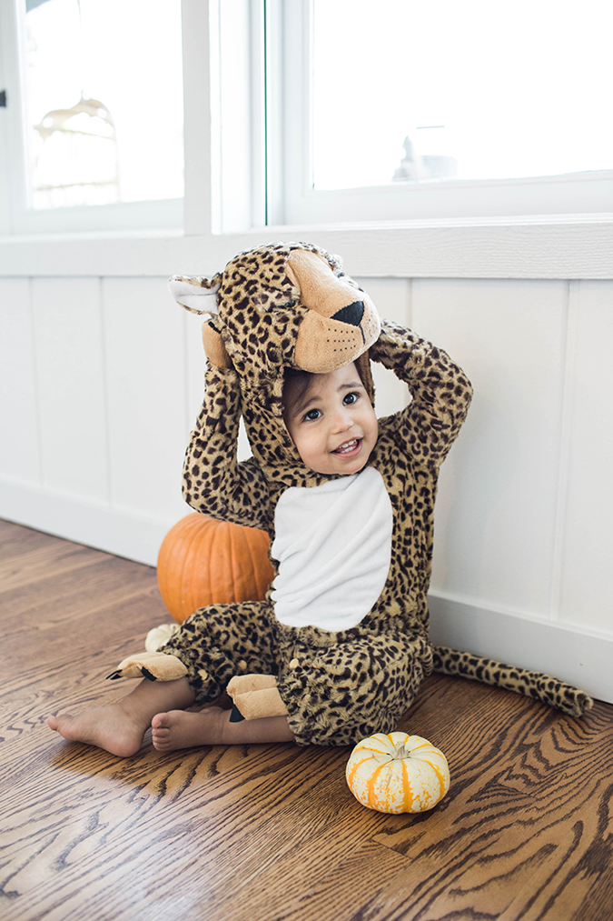 the cutest Halloween with Pottery Barn Kids