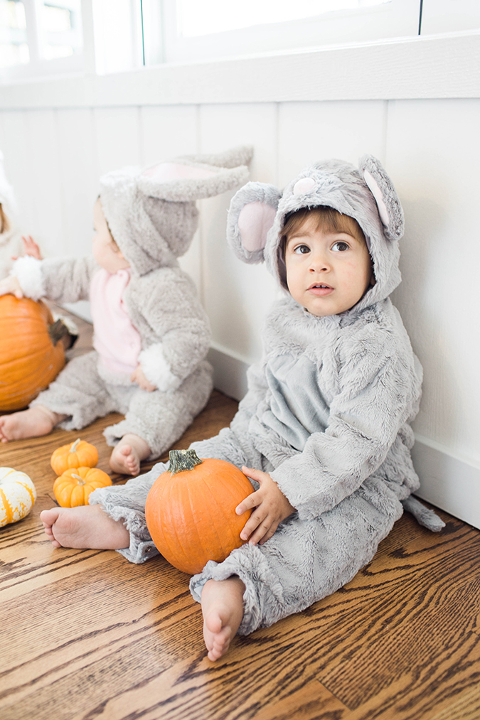 the cutest Halloween on LaurenConrad.com with Pottery Barn Kids