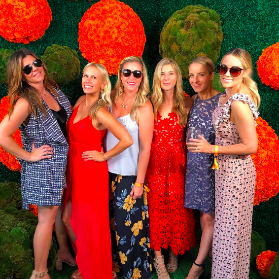 Get the looks from the Veuve Clicquot Polo Classic