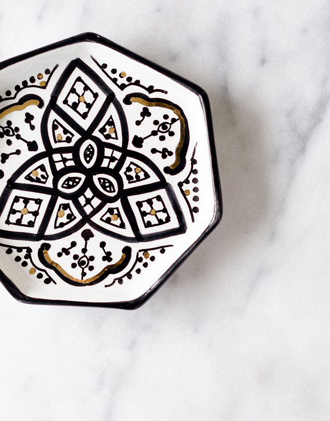 The Little Market Moroccan Tray