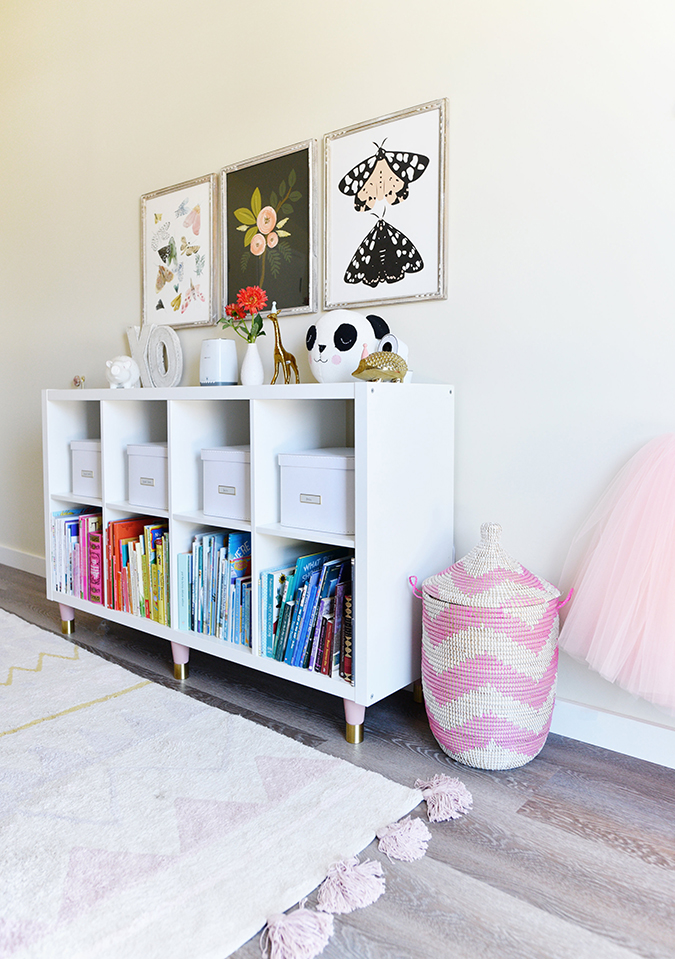 details of a big girl room via LaurenConrad.com