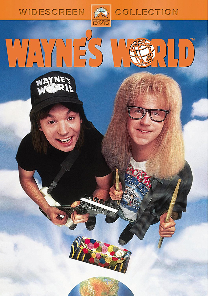 Wayne and Garth from Wayne's World