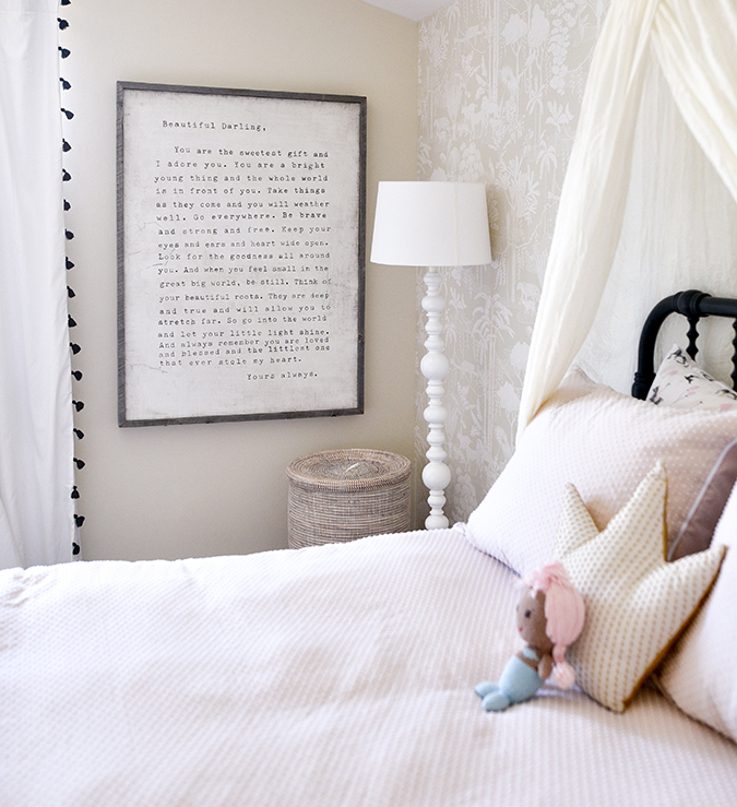 how to make the switch to a big kid bed