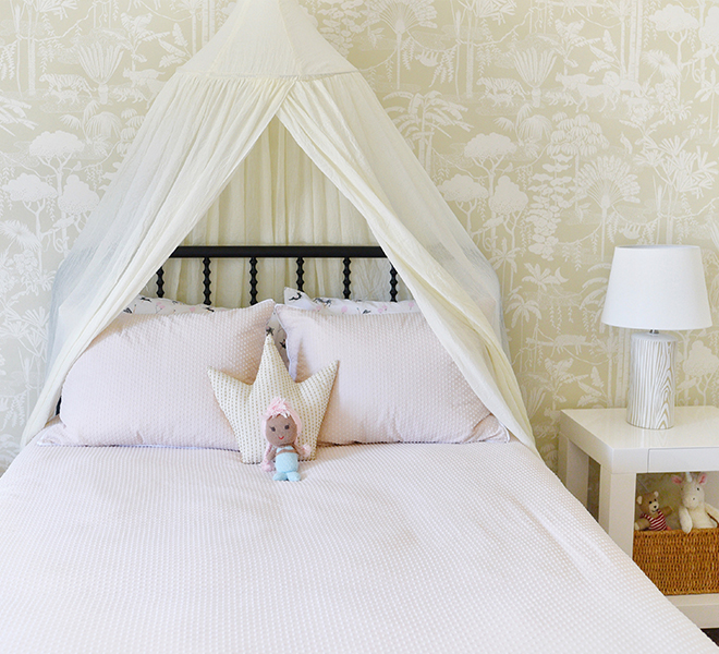 Home Tour: 6 Tips for Transitioning Your Toddler to a Big Kid Bed