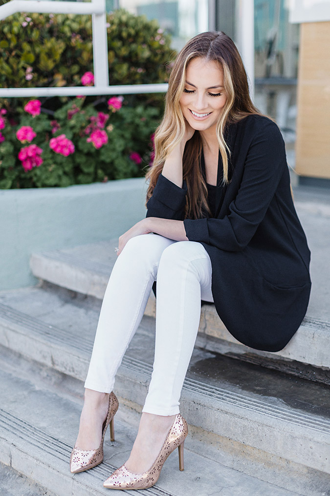 chatting with Angela Lanter of Hello Gorgeous