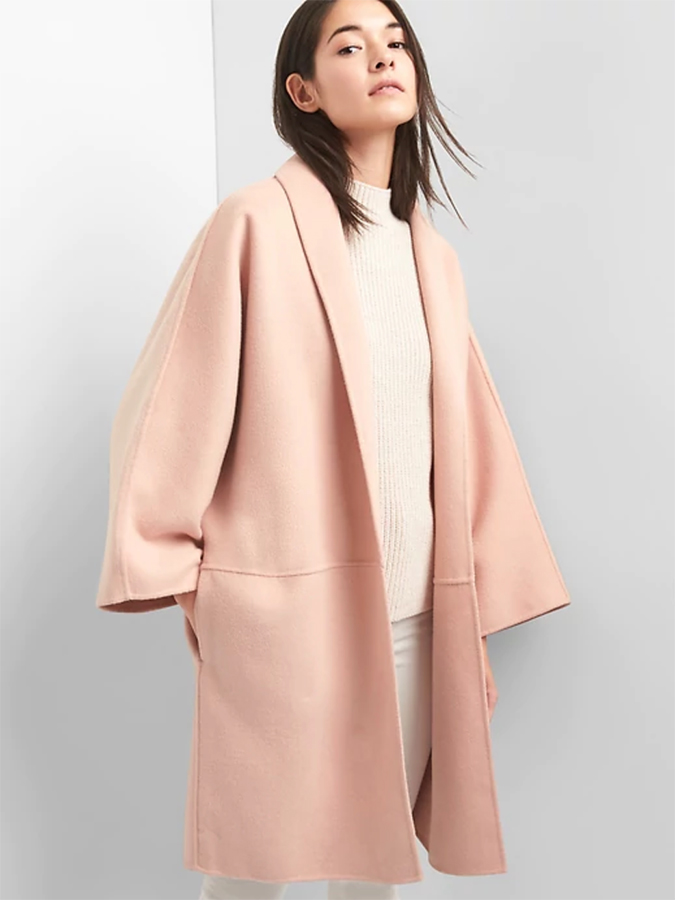 Gap Blush Coat