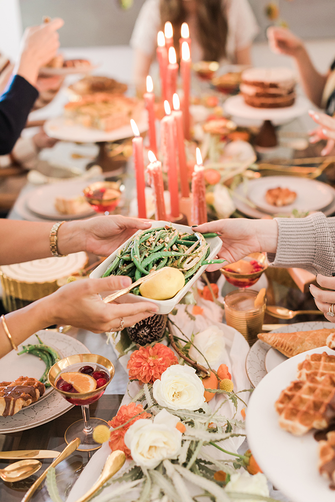 savory friendsgiving recipes via LaurenConrad.com