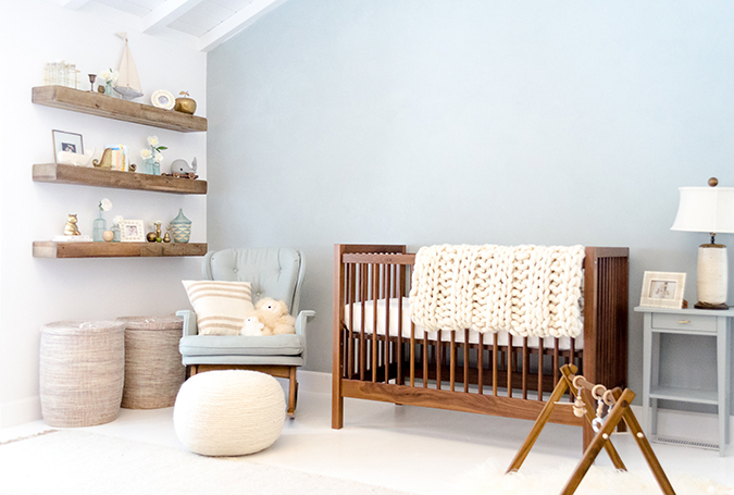 Lauren Conrad's nursery reveal for baby Liam