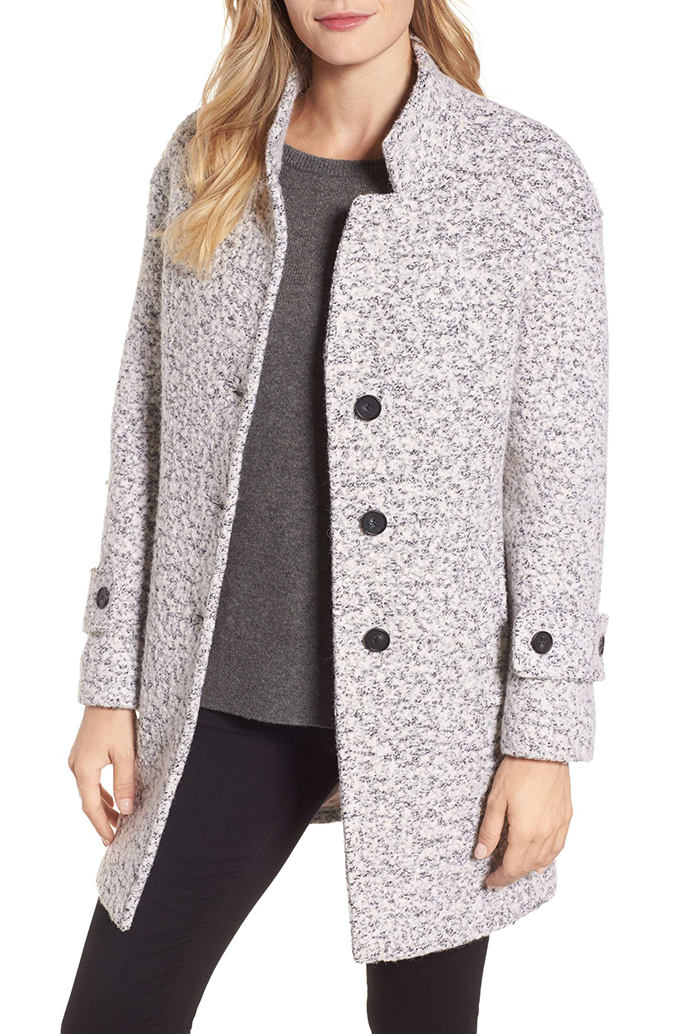 Lucky Brand wool coat