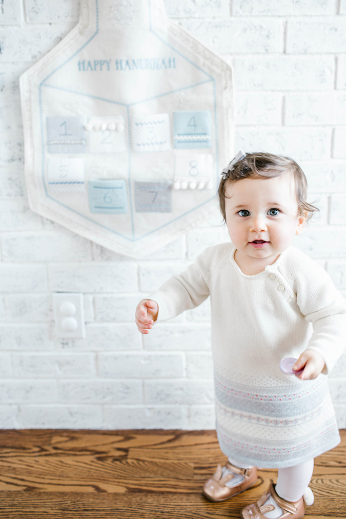 holiday traditions with Pottery Barn Kids