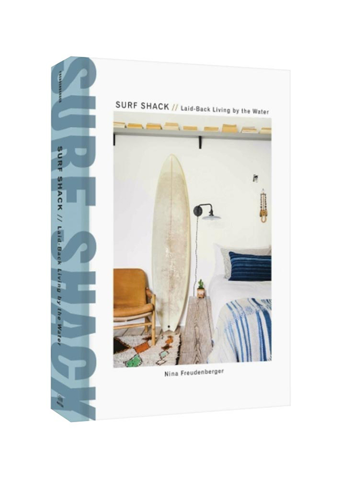 Surf Shack coffee table book
