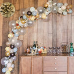 DIY: How to Make a Festive Fall Balloon Arch