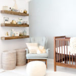 Home Makeover: Liam's Sweet & Serene Nursery