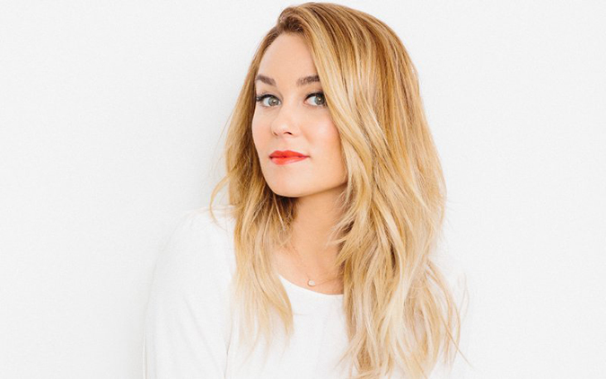 LaurenConrad.com's weekly newsletter announcement