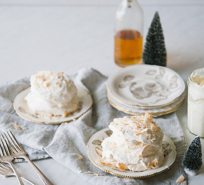 Edible Obsession: Coconut Snow Clouds