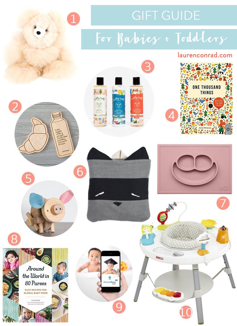 Gift Guide for Babies