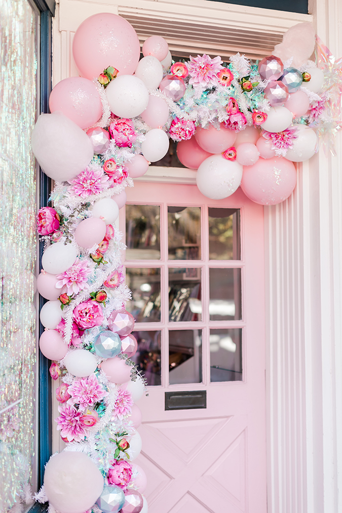 pink candyland party on LaurenConrad.com