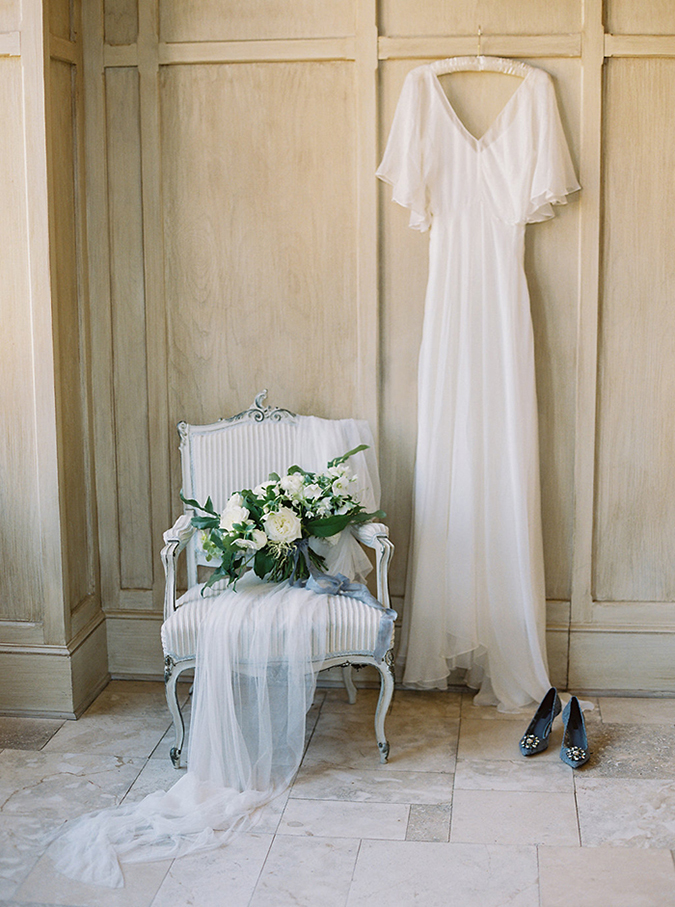Old World inspired bridals by Laura Gordon