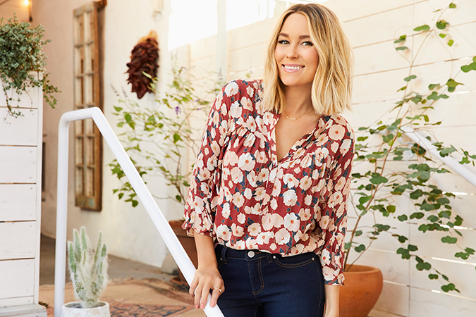 Chic Peek My January Kohl S Collection Lauren Conrad
