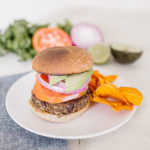 Meatless Monday: Homemade Black Bean Burgers