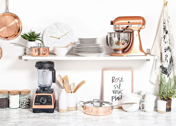 Currently Craving Copper Kitchen Accessories Lauren Conrad