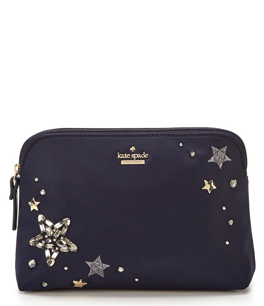Kate Spade Briley Star Cosmetics Case