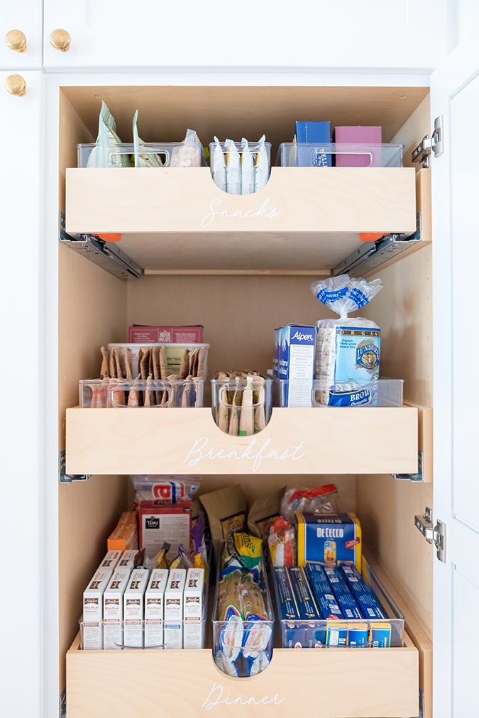 home organization tips and tricks via LC.com
