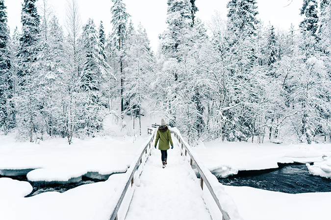 travel guide to Lapland, Finland