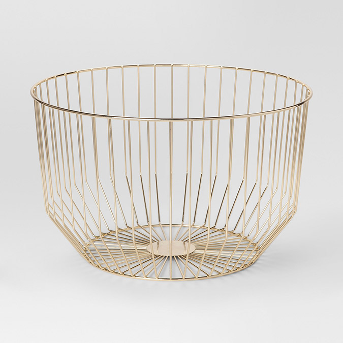 Project62 Wire basket from Target