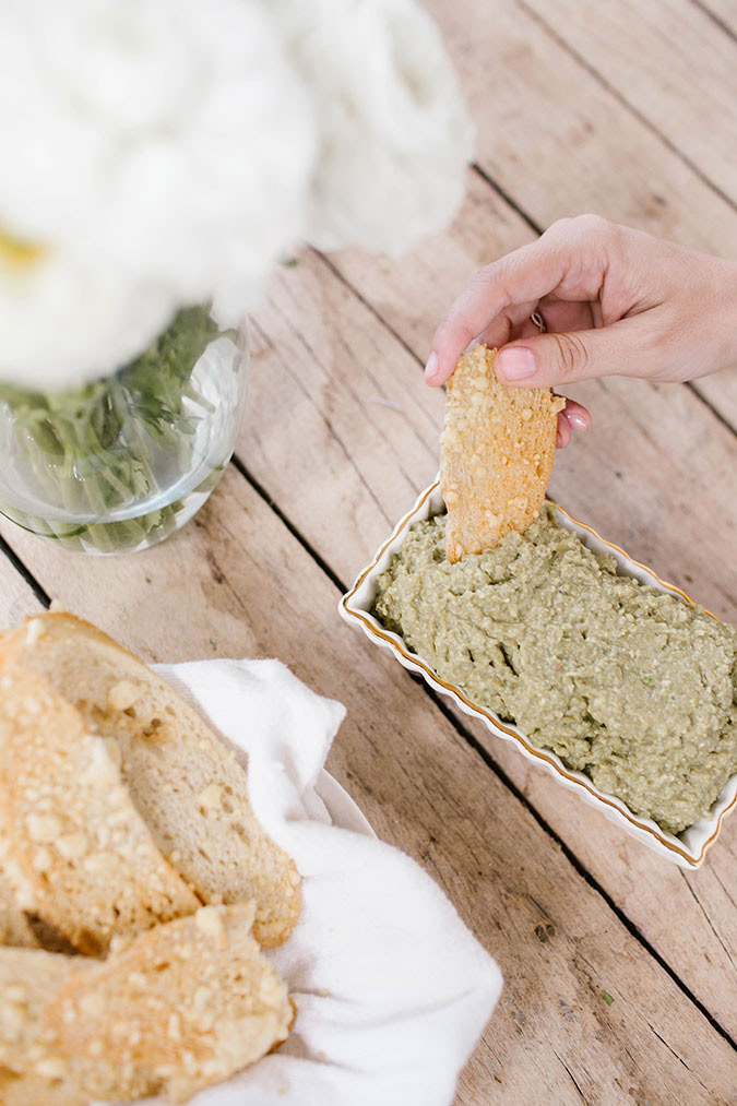 5-ingredient vegan pate
