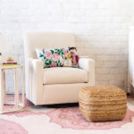 Baby Proof: Chic Ottomans and Poufs