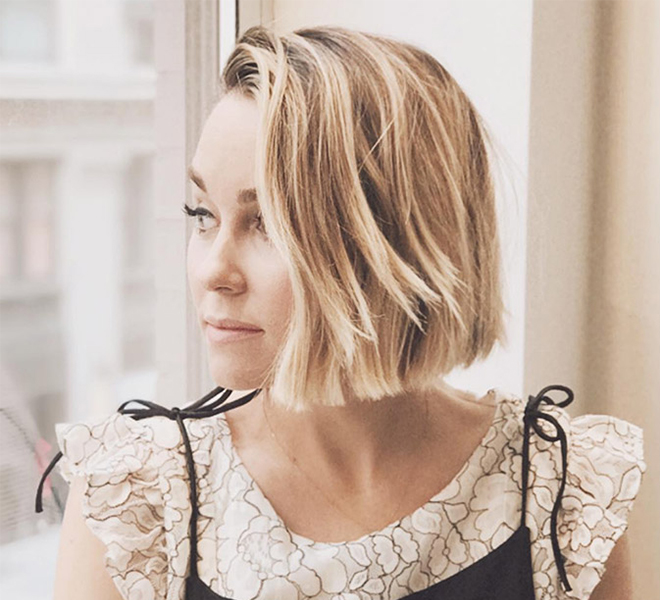 Beauty Note: Everything You Need to Know If You're Considering a Bob or Lob