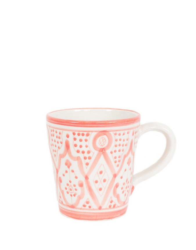 TLM ceramic mug in blush