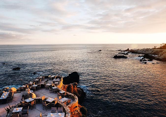 Cocina Del Mar in Los Cabos, Mexico