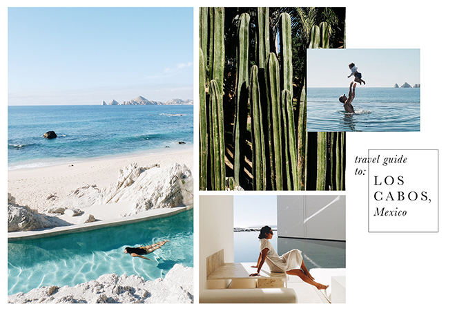 travel guide to Los Cabos, Mexico