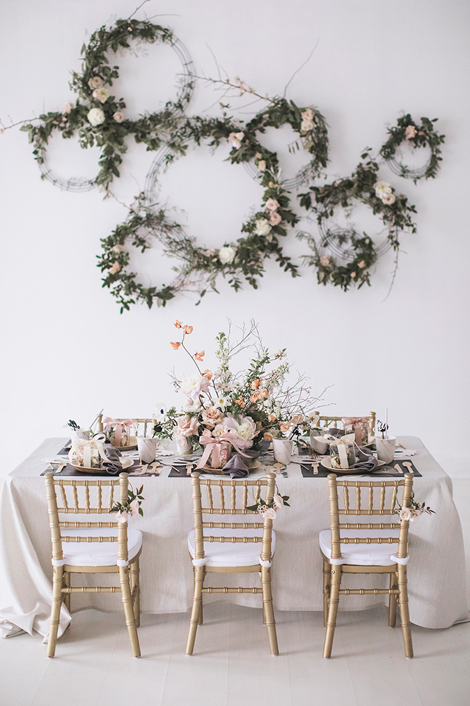 swan lake inspired party theme via Born On Fifth