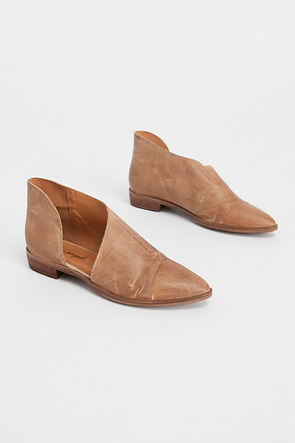 Free People d'orsay flats