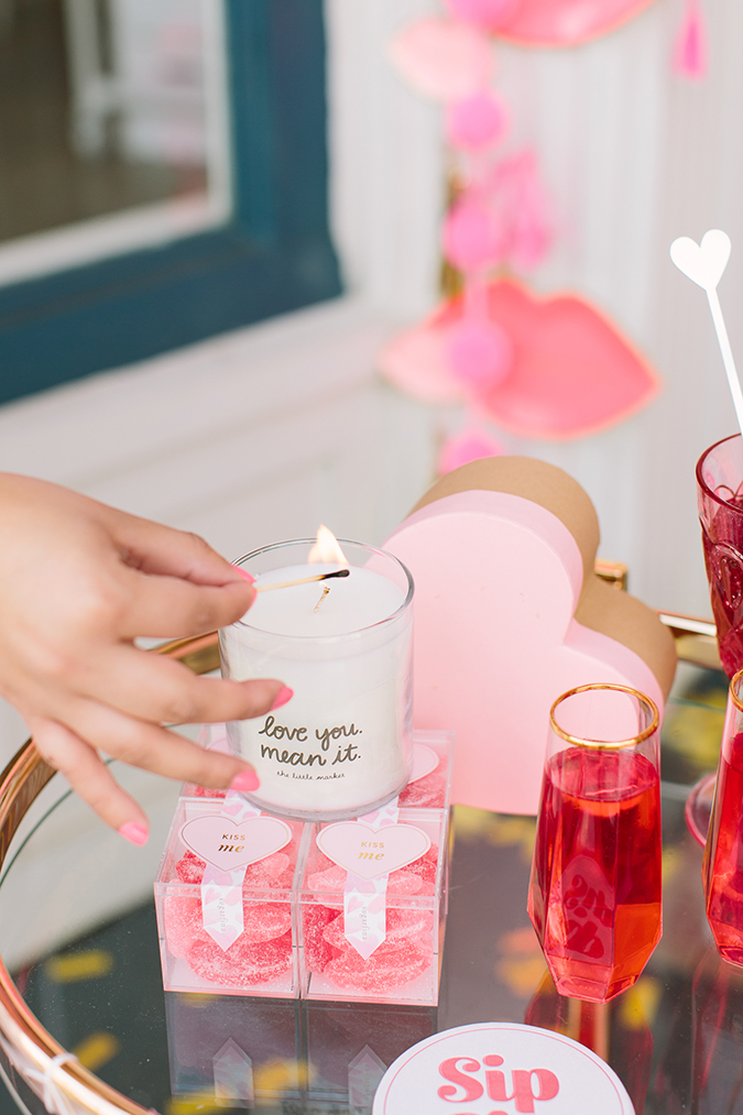 galentine's day party inspo