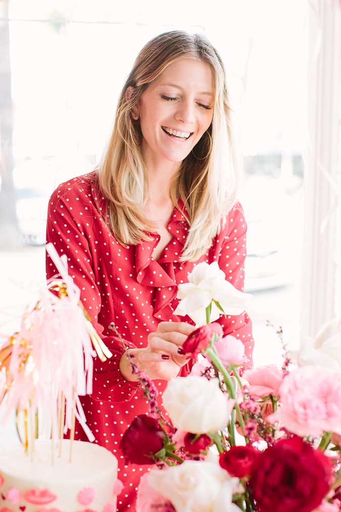 galentine's day party inspo on laurenconrad.com