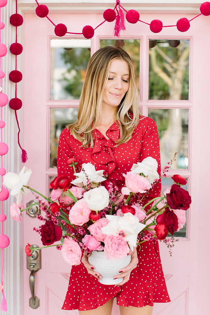 galentine's day party inspo via laurenconrad.com
