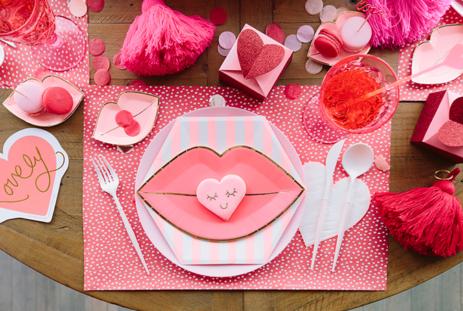 the sweetest galentine's day party