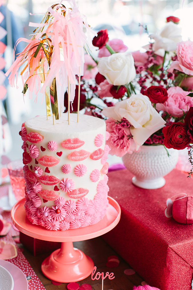 how to throw an amazing galentine's party